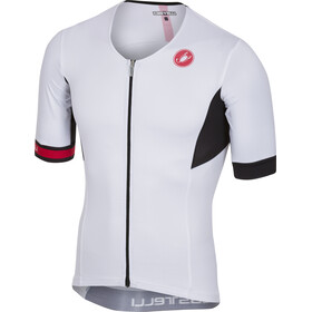 Castelli Free Speed Cykeltrøje Herrer, white